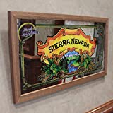 Sierra Nevada Beer Vintage Look Mirror - Chico, CA