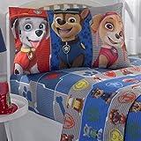 Nickelodeon Paw Patrol Kids Twin Bedding Sheet Set