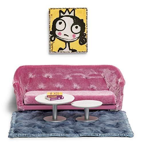 Prime Melody Jane Lundby Dollhouse Living Room Furniture Set Home Interior And Landscaping Oversignezvosmurscom