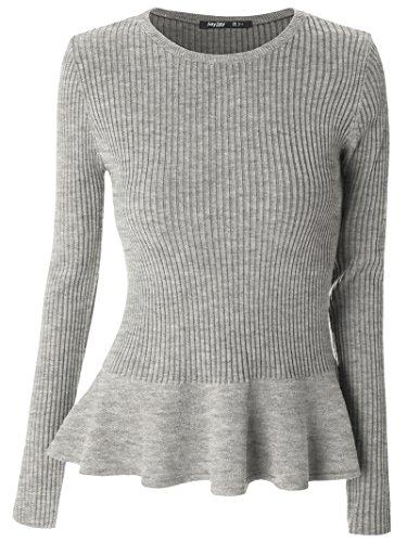 cheetah print sweater dress - 7