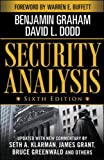 Security Analysis Sixth Edition, Foreword By Warren Buffett 6/E (Set 2)