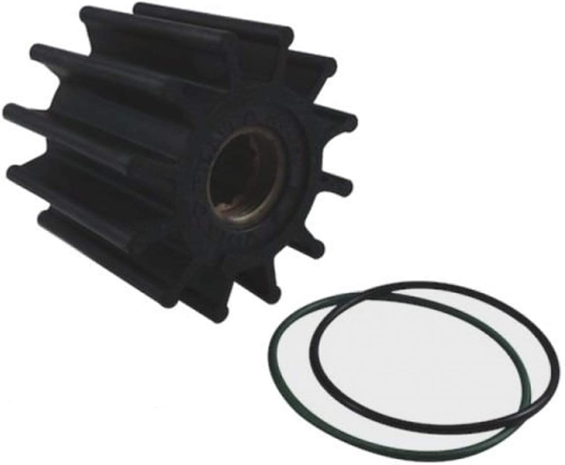 Volvo Penta New OEM Sea Water Cooling Pump Impeller Repair Kit, 22307636, 21213664