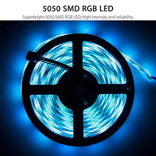Buy rgb led 5m 5050
