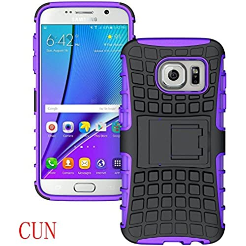 S7 Edge case,Samsung Galaxy S7 Edge case,CUN*NEW shockproof Tough Rugged Dual-Layer Case with Built-in Kisckstand Sales
