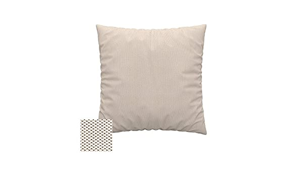 Soferia - IKEA Funda para cojín 60x60, Nordic Creme: Amazon ...
