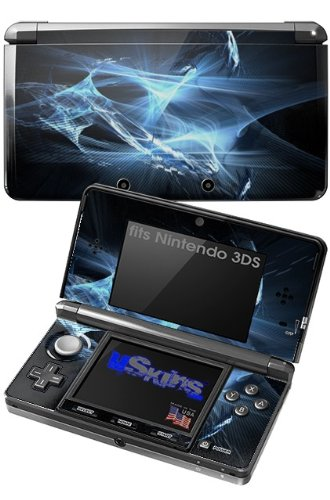 Robot Spider Web - Decal Style Skin fits Nintendo 3DS (3DS SOLD SEPARATELY)
