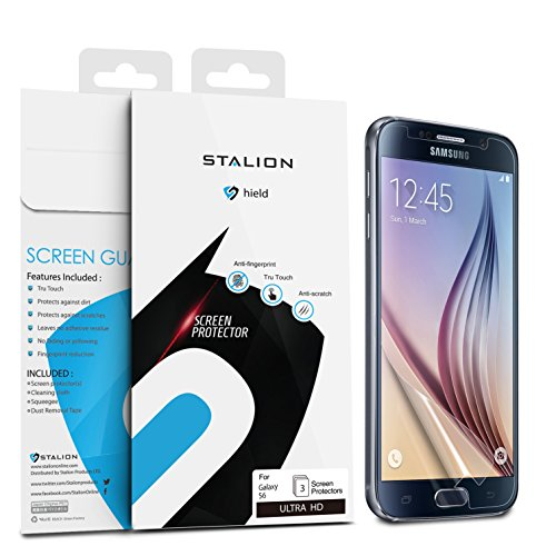 Samsung Galaxy Screen Protector Transparent