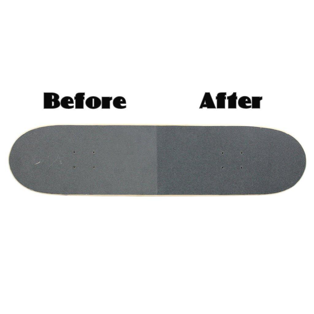 Homyl Gummi Skateboard Reinigungswerkzeug