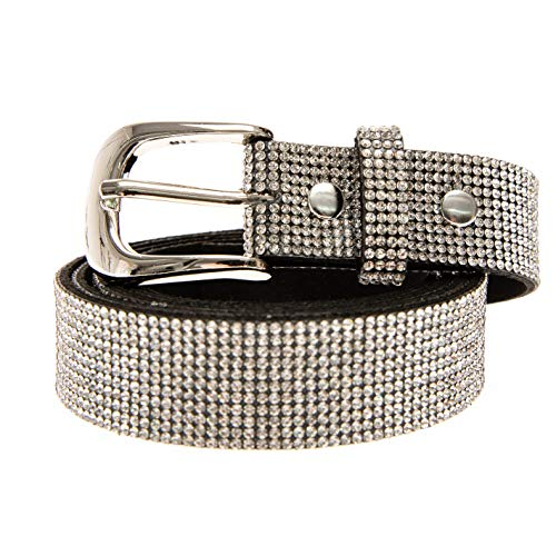 All Rhinestone Belts For Women | Fashion Pave Crystal Jean Belt | Trendy Fashion Accessories, 47