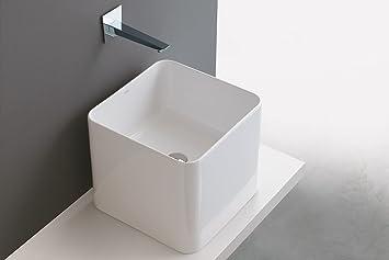 Kuadro Waschbecken Ablage 40 Cm Hohe 35 Cm Amazon De Kuche