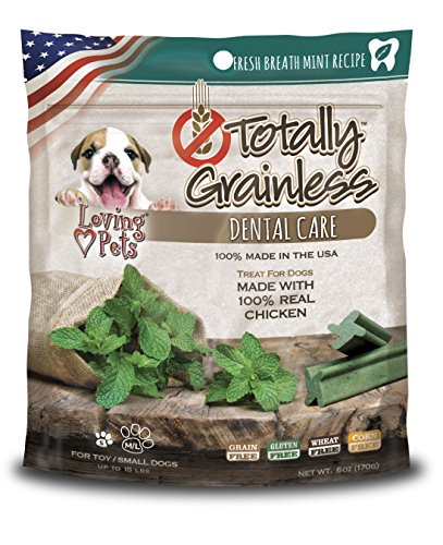 Loving Pets Totally Grainless Breath product image