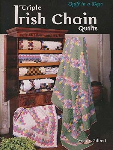 Triple Irish Chain Quilts Paperback - Marcos San Shopping