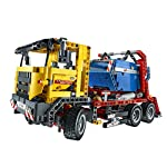 LEGO-Technic-42024-Container-Truck-by