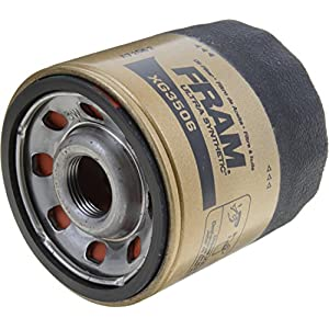 FRAM XG3506S Ultra Synthetic Premium Spin-On Oil Filter