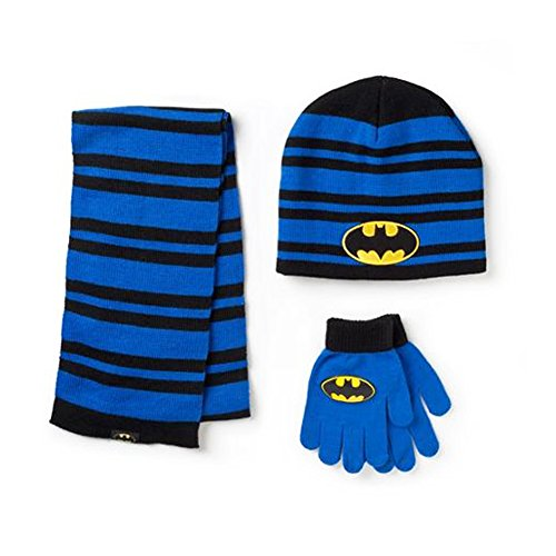 21a25c823e1 DC Comics Batman Beanie Knit Hat