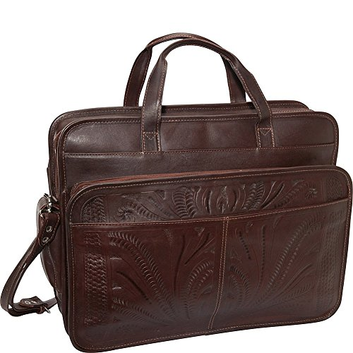 ropin-west-briefcase-brown