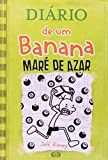 capa de Diário de Um Banana. Maré de Azar