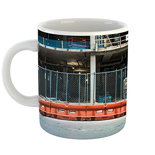 Westlake Art - Build Architechure - 11oz Coffee Cup Mug - Modern Picture Photography Artwork Home Office Birthday Gift - 11 Ounce (FFA1-AC009)