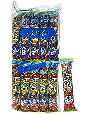 Umaibo - Japanese Corn Snack - Spices - 30 Pieces اومايبو - الفش الفاش الياباني بالتوابل كيس 30 حبة