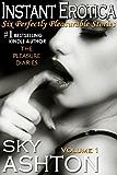 Instant Erotica: Volume 1 (6 Perfectly Pleasurable Sex Stories)