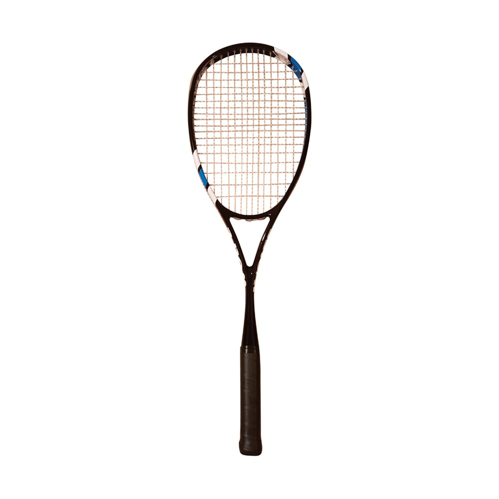 "Wolfe Graphite Squash Racquet ""Wolfe Stealth"" ( One Size, PreStrung with Bag )"