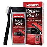 Mothers 06141 Back-to-Black Heavy Duty Trim Cleaning Kit