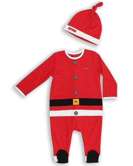 One de la película El Essential - Traje de Papá Noel Diseño de bebé EO148: Amazon.es: Ropa y accesorios