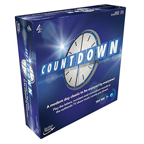 Board Game - Countdown - ROC1427 - Rocket - Countdown Clock Game