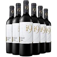 巴布瑞 i9金牌干红葡萄酒 750ml*6(智利进口红酒)