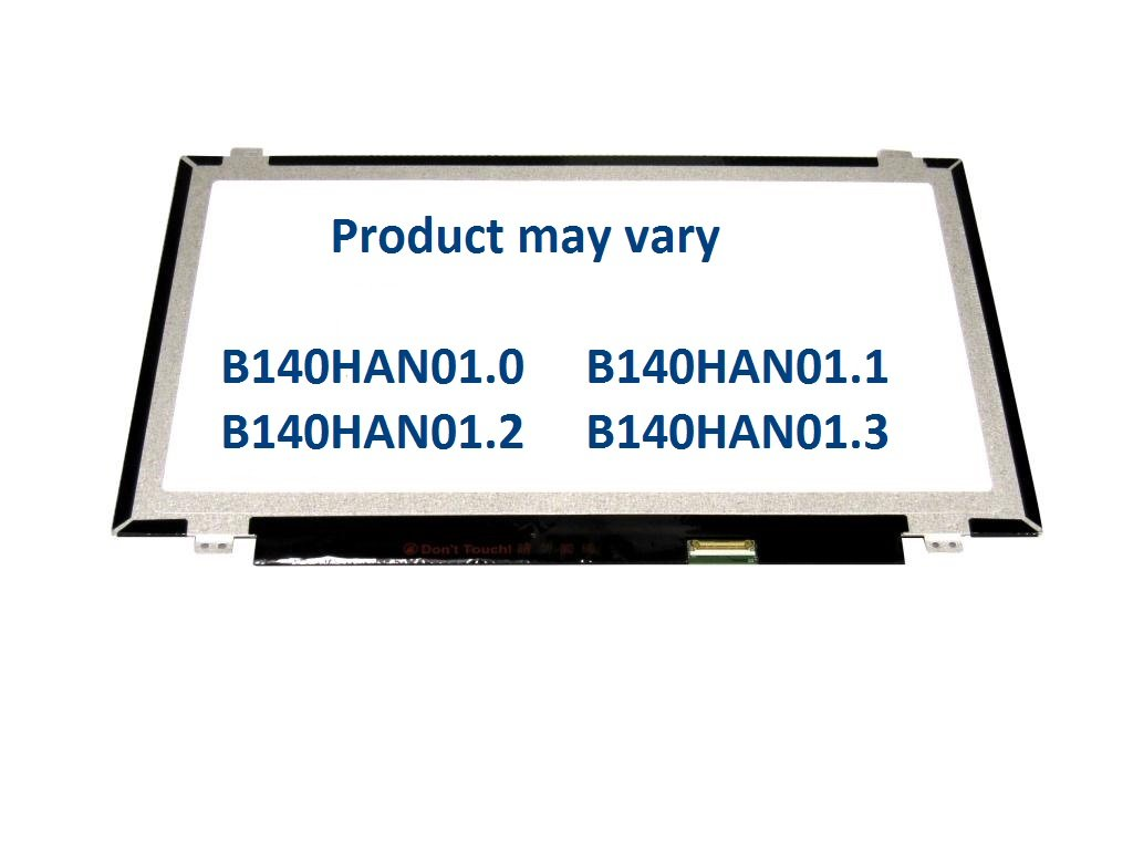 AUO B140HAN01.2 New Replacement LCD Screen for Laptop LED Full HD Matte A766152X949N