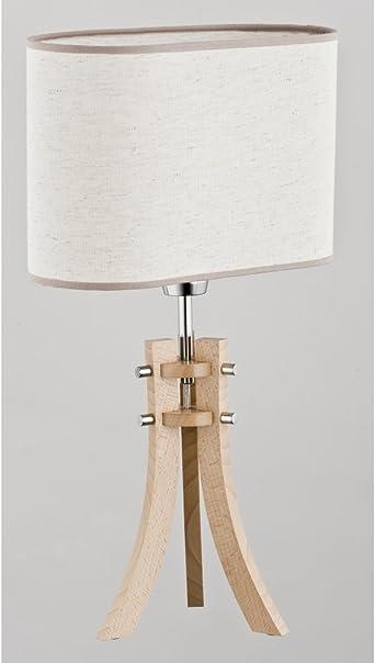 ALFA Defa 1 Lampe de Chevet Lampe à Poser Luminaire Lampe de