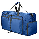 80L Travel Duffle Bag Large Size,Foldable Lightweight Gym Sports Duffle,Large Camp Duffle Bag Waterproof