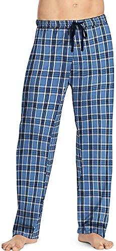 Hanes Mens Woven Pants