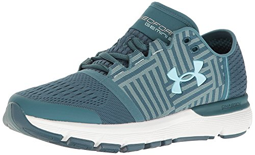 Under Armour Womens Speedform Gemini 3 Marlin Blue/Fresco Green/Opal Blue