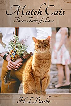 Match Cats: Three Tails of Love by [Burke, H. L.]