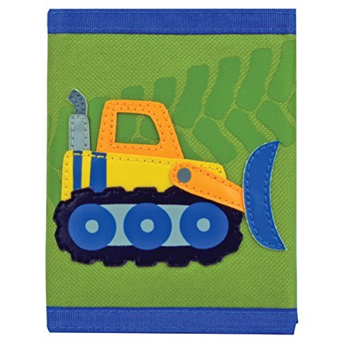 Stephen Joseph Construction Wallet by Stephen ()