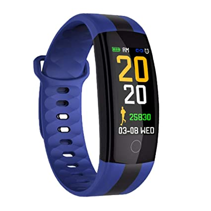 HOMECCLL Smart Bracelet Watch Fitness Tracker Presión ...