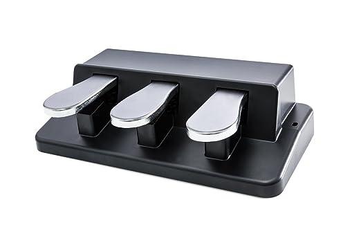 74 opinioni per M-Audio SP Triple Triplo Pedale Universale per tastiera elettronica e pianforte