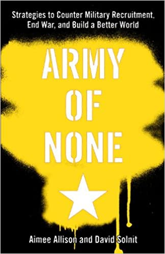 Army of None: Strategies to Counter Military Recruitment,