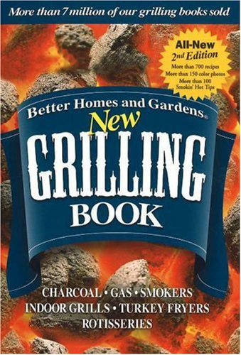 Brand Better Homes And Gardens New Grilling Book Better