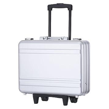 Maletín para Ordenador portátil de 17 Pulgadas con Ruedas, Accesorio para césped, tamaño Legal