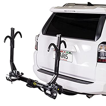 Saris Freedom Superclamp EX 2-Bicycle Rear Mount Hitch Bike Rack (4025F)