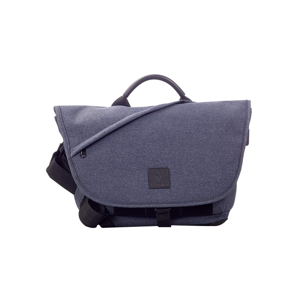 ALPAKA 7ven Mini - Beautiful. Functional. Adaptable. Messenger Bag (Dark Grey)