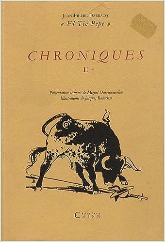 Chroniques t.2 : el tio pepe