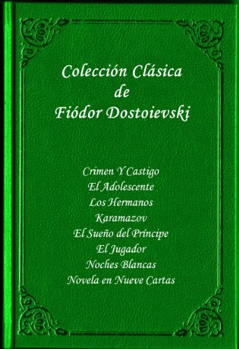 Amazon.com: Coleccion Clasica (Crimen Y Castigo, El ...