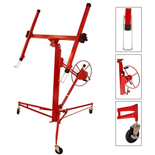 Plattenheber PLH01 - für Trockenbauarbeiten, Hubhöhe bis 335 cm, Hublast bis 68 kg