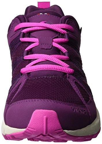 Viillage Gtx Damen De Komfort W Rose Fitnessschuhe Extérieure (prune / Magenta)