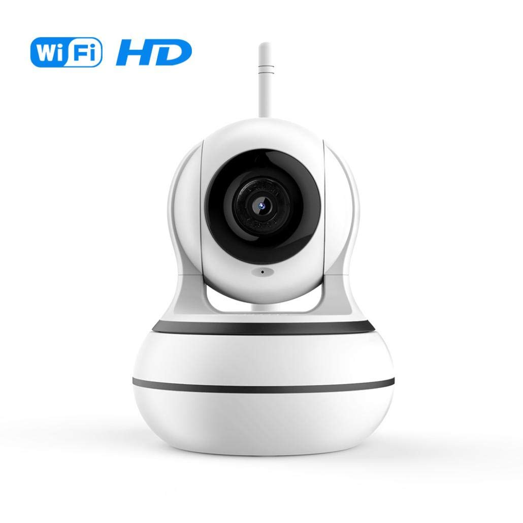 Multi-Functional Intercom Camera, Witspace Two-Way Talking Pet Cam Baby Monitor Home HD 960P Intelligent Camera