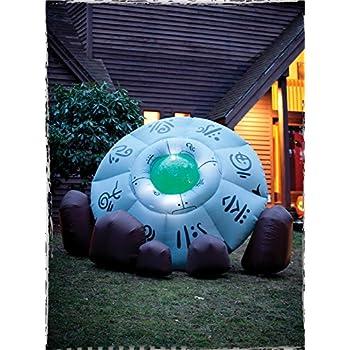 Marvelous Morbid Enterprises Crashed Ufo Inflatable Unemploymentrelief Wooden Chair Designs For Living Room Unemploymentrelieforg