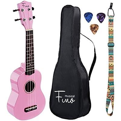 fino-ukulele-kit-for-beginners-rainbow